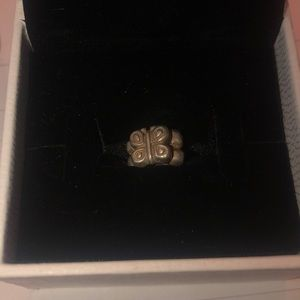 Authentic Pandora butterfly charm
